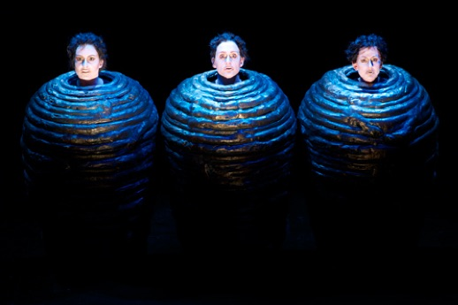 Samuel Beckett, Play, 2012, American Conservatory Theater