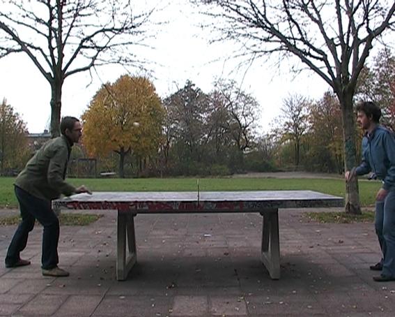 'Variable Peace vs Jonathan Monk', 2006, video