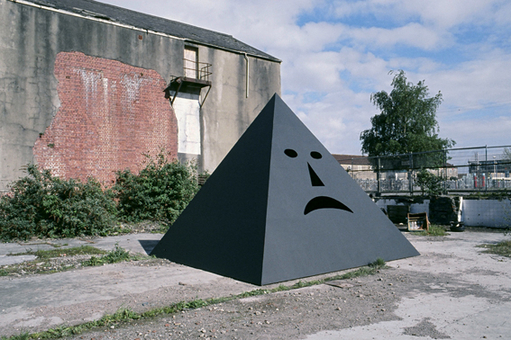 Think Thingamajig and other Things, Joanne Tatham and Tom O'Sullivan, 2004, timber, MDF, paint