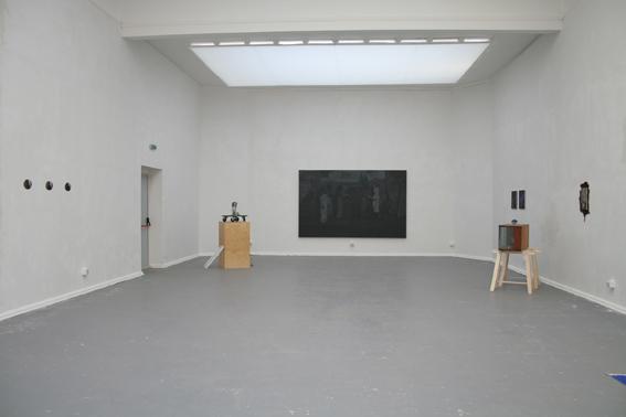 Victor Man, 'Untitled', 2006-7, installation view, Romanian Pavilion, 52nd Venice Biennale