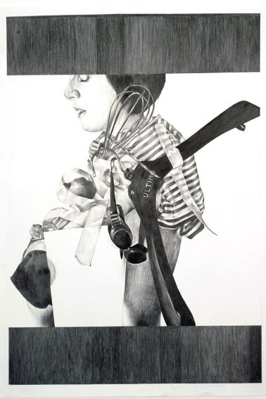 Kate Davis, from 'Your Body is a Battleground Still', 2007, poster 3