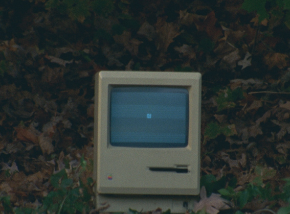'Untitled', 2007, video, 3 mins