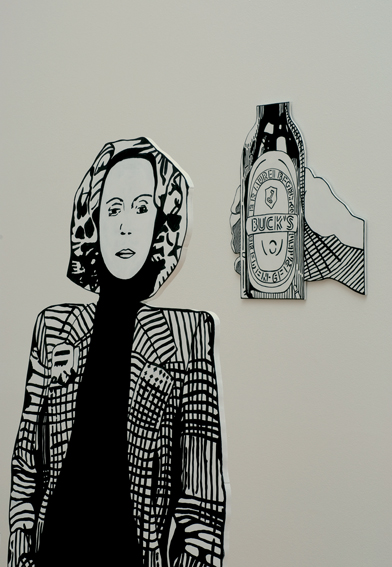 Olivia Plender, 'The Road to Ruin (for yvind Fahlstrm)', 2006, and 'Vol. 5 of The Masterpiece, 2002