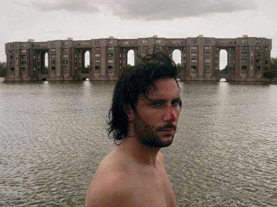 'The Lake Arches', 2007, video still, video, 1 min 43 secs