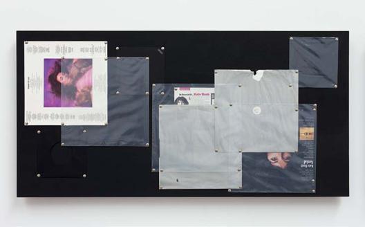 'Untitled #64' and 'Untitled #72', polaroid, 2009