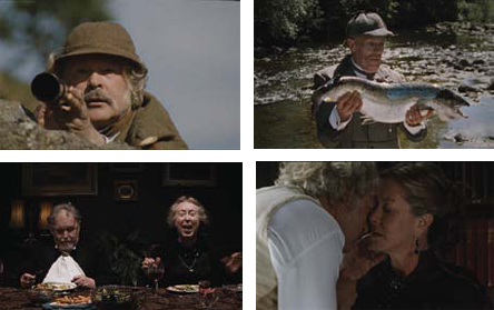 'The Bedfords', 2009, 16mm, 19min