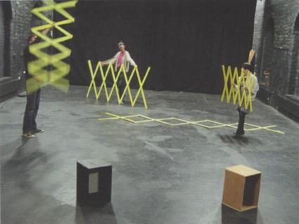 'Shoplifters, Shopgirls', 2010, production stills