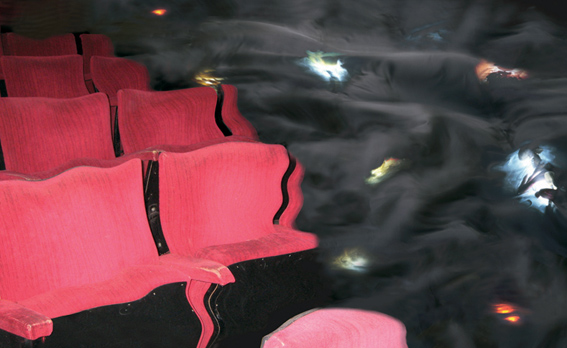 Anette Messager, 'Final Screening', installation view, 2008