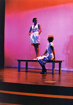 'Five Sisters', 1982, Barnsdall Park Theatre, Los Angeles/Straub Theatre, Loyola Marymount University, Los Angeles. Courtesy Air de Paris