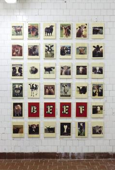 Go Vegan!, installation view, Gavin Brown's enterprise, 2010. Courtesy Gavin Brown's enterprise New York