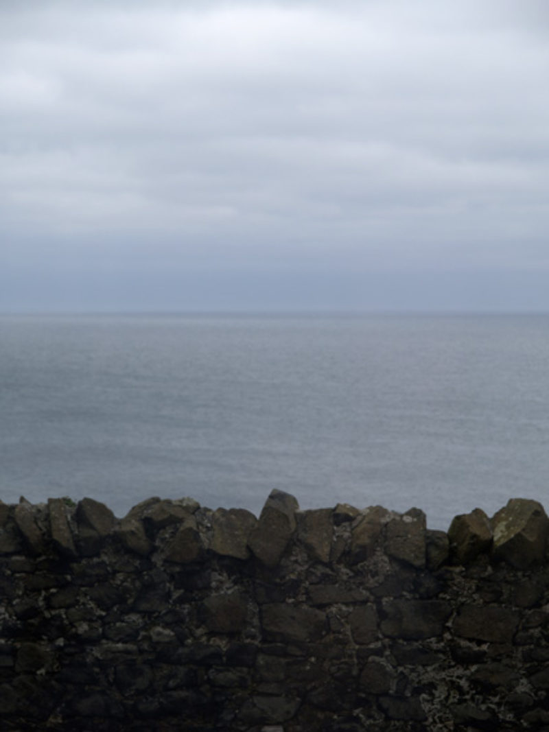 Sea view from the studio