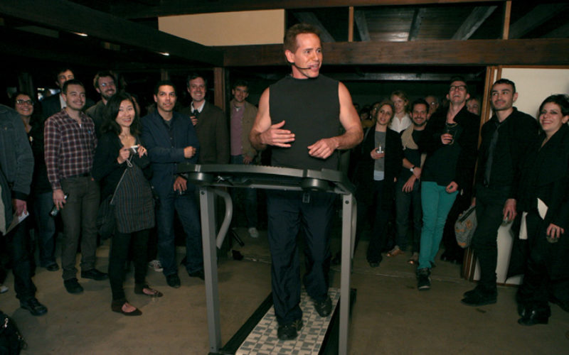 'Impersonator', performance documentation, MAK Centre for Contemporary Art, Los Angeles, 2009