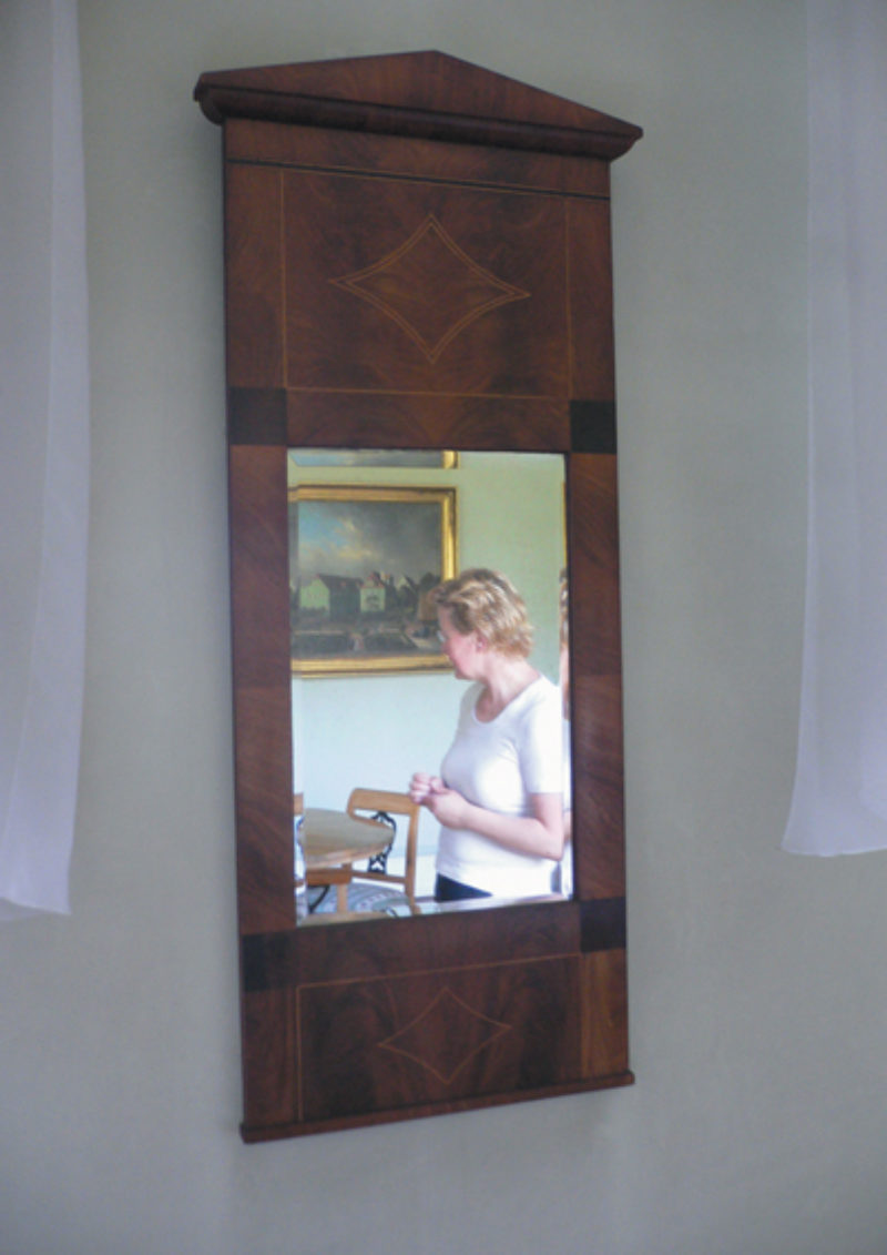 From 'Mirrors Frth', Hanging by a Thread', 2006