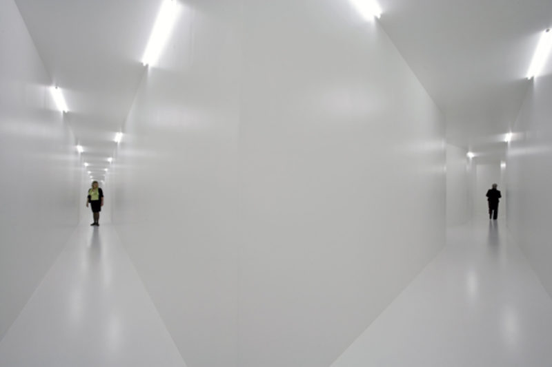 'Loop' installation view, 2007, KunstMuseum, Vaduz