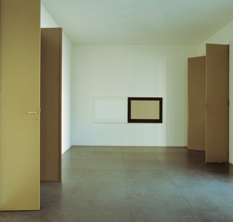 Alan Johnston, Wittgenstein Haus Installation', 1994