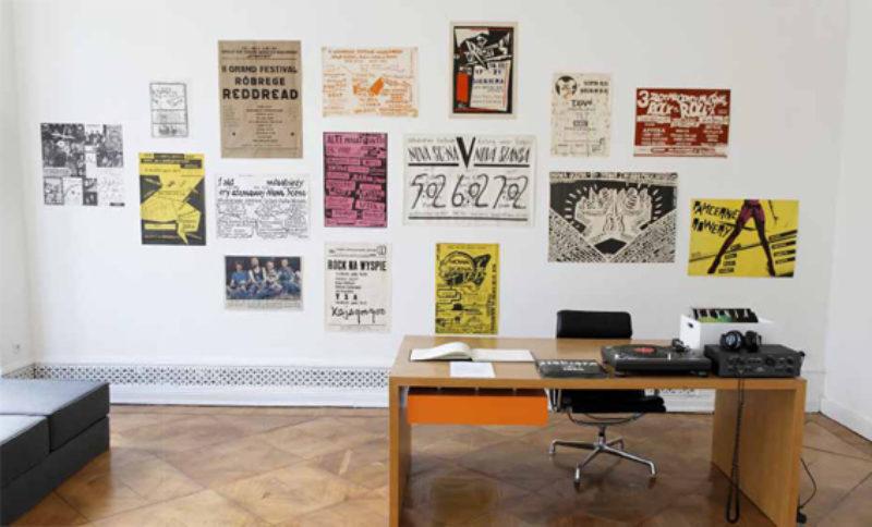 Neue Politische Welle, 1978-1986, 2008, installation view