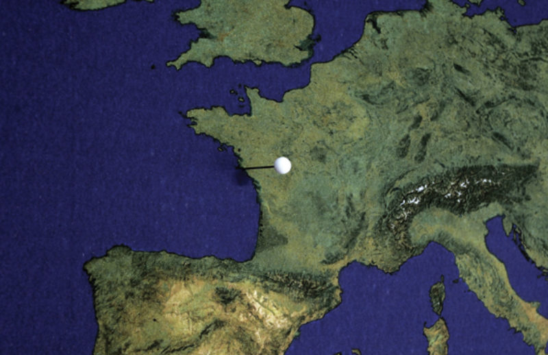 Etienne Chambaud and Benot, 'Position Actuelle de l'Idealisme', 2007, Google Maps