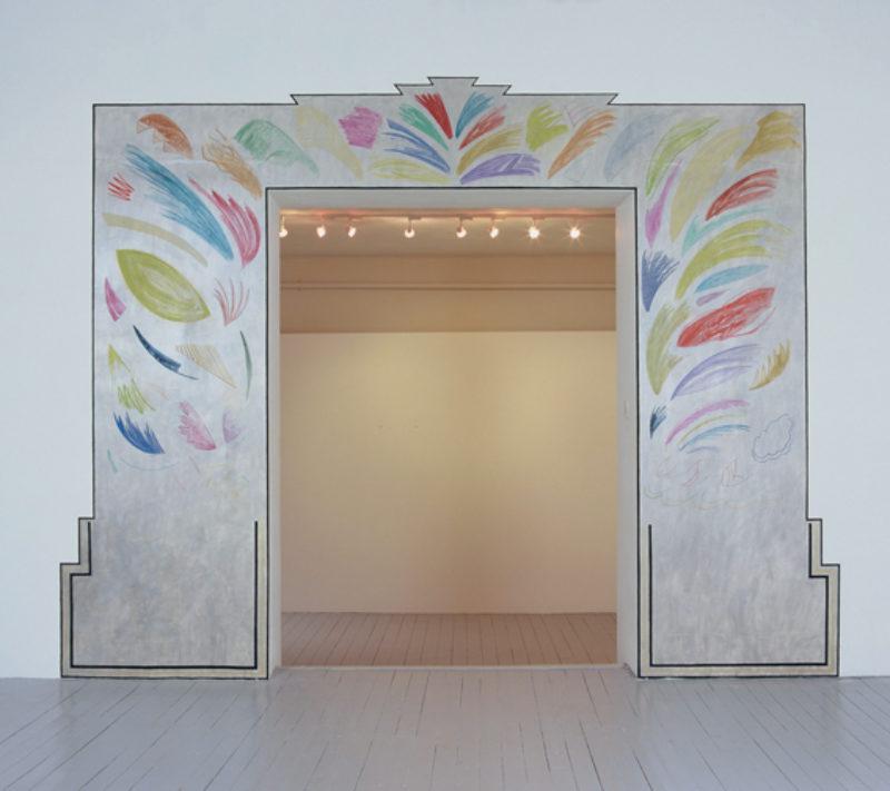Ellen Munro, 'Cradle Will Rock', 2005, installation