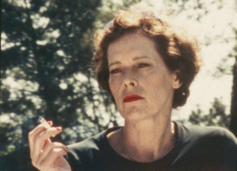 'Sylvia Kristel', 2003