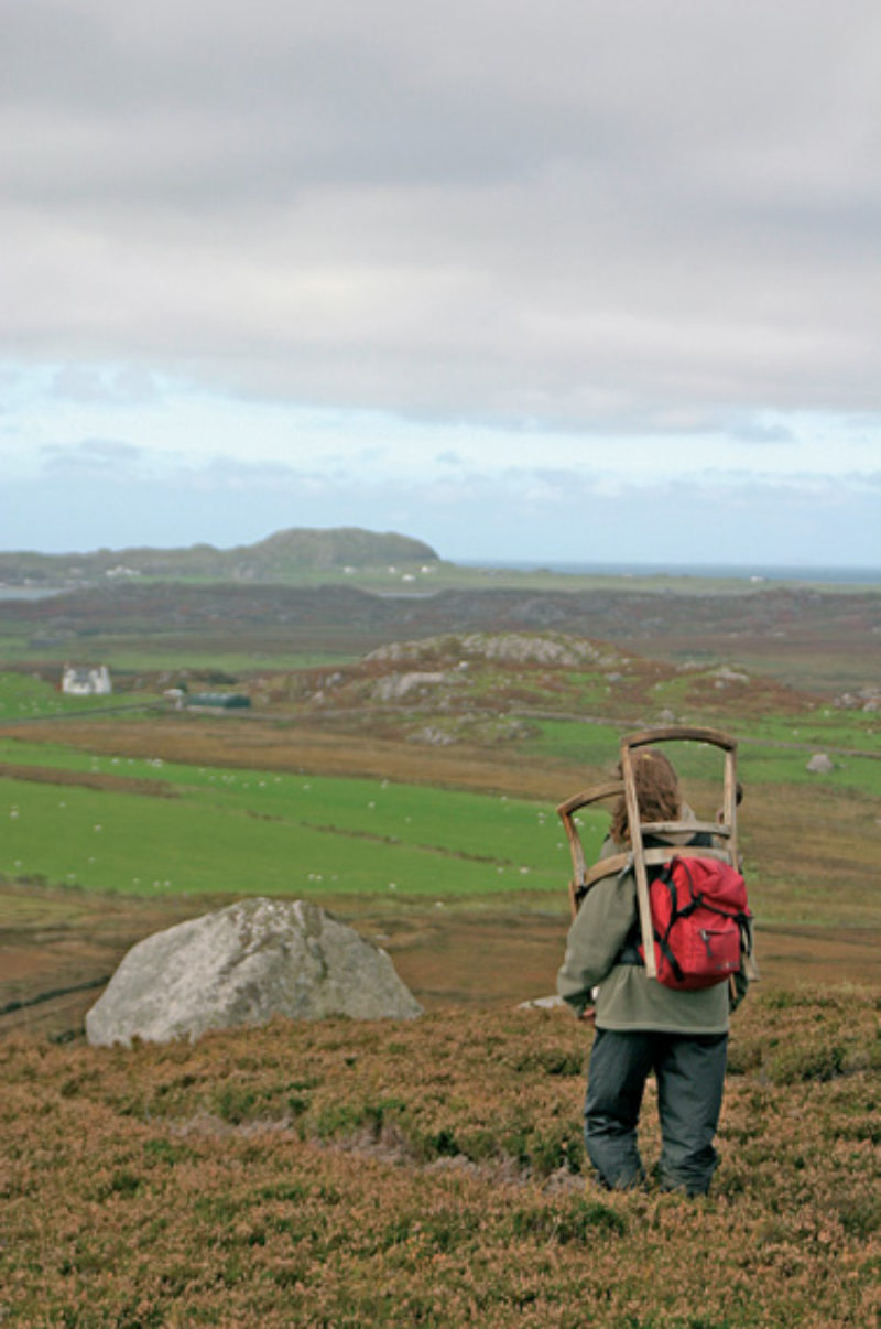AnTobar/Highland renewal project, Ursula Ziegler, 2004. Photo by Dom Morgan