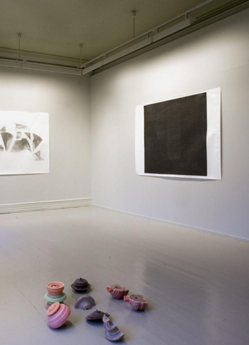 Lucy Skaer, Momentum installation shot