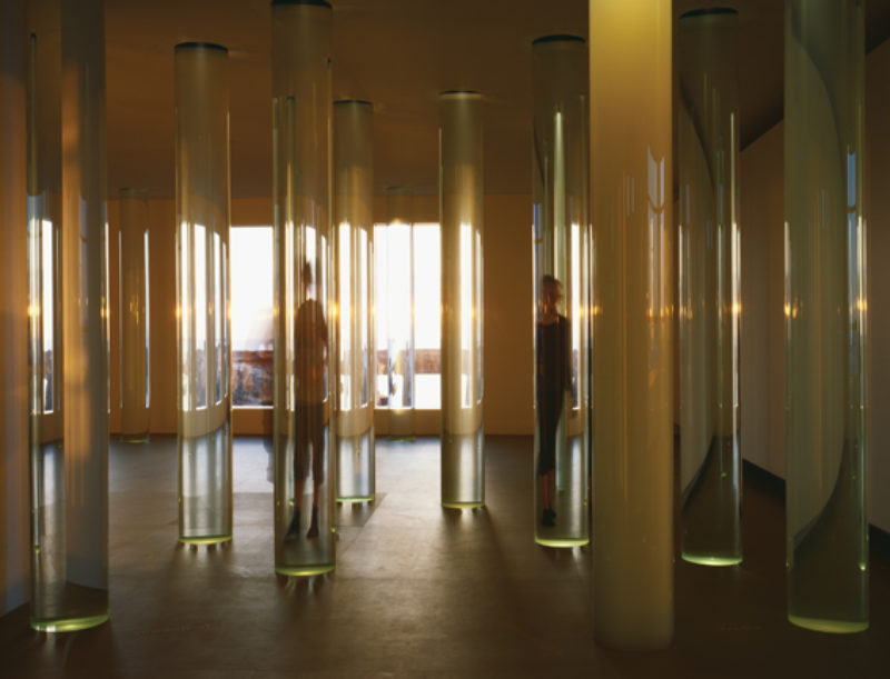 Roni Horn, Vatnasfn/Library of Water, 2007, installation view