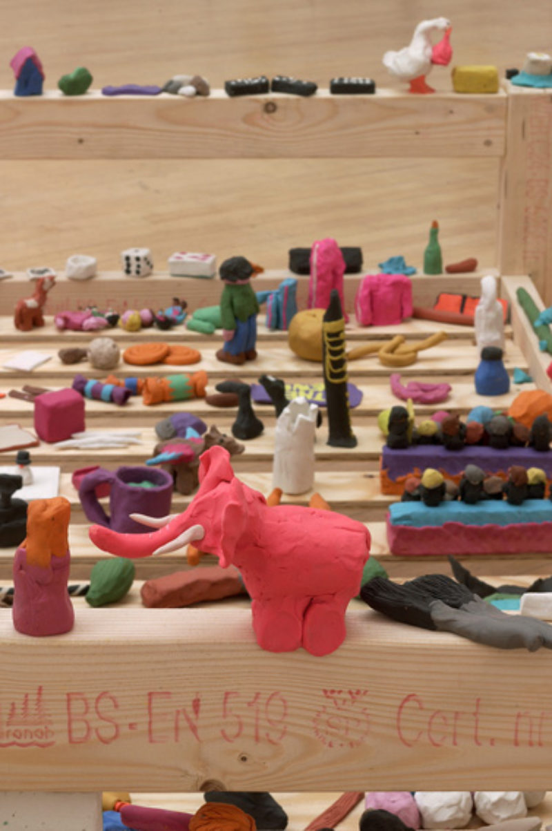 Hayley Newman, 'Miniflux', 2005
