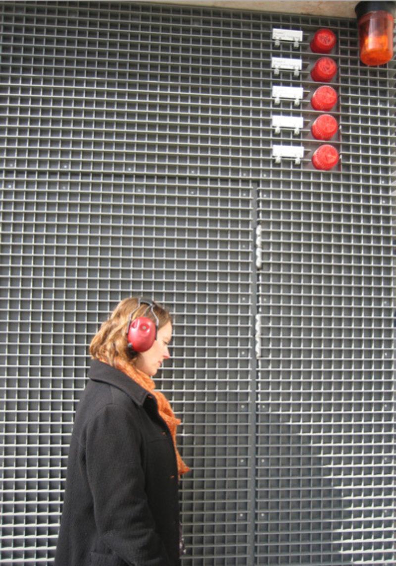 Christina Kubisch, 'Electric Walk', 2005