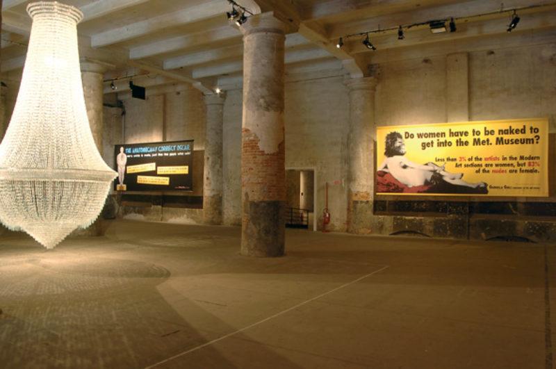 Anna Maria Maiolino In Her Exhibition 2