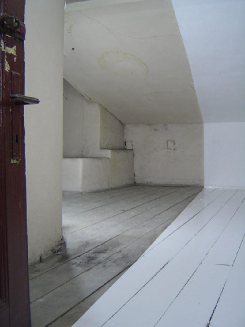 Anca Benera, Miranda Blennerhassett and Louisa Preston, 'Archive 1,2,3', 2006, paint and vinyl