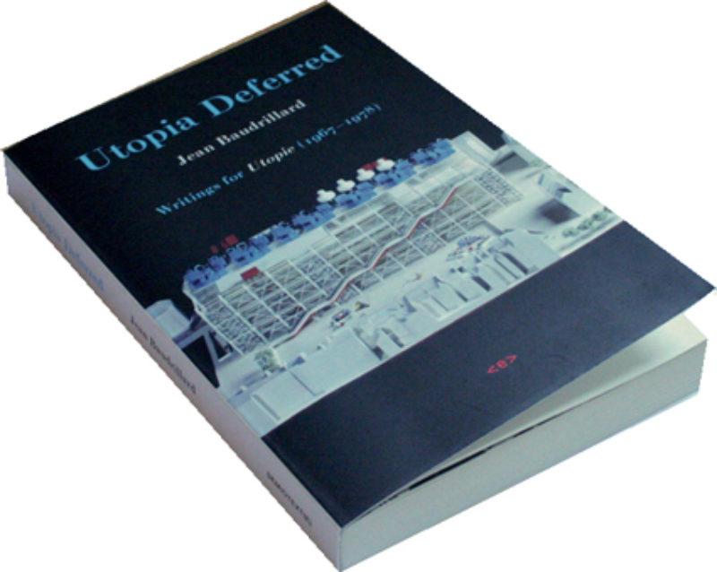 Jean Baudrillard www.semiotexte.com ISBN 978-1-58435-033-0 £11.95