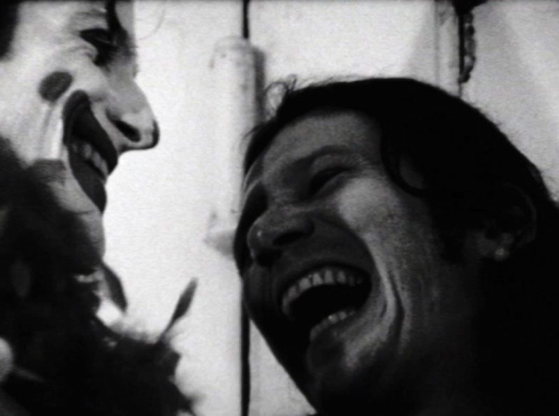 'HA HA I made the Daughter of the General cry!', 2009, Super 8