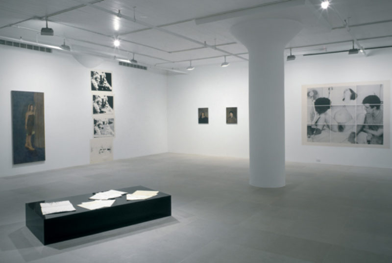 Get Over Yourself, Green Naftali, New York, installation view, 2007
