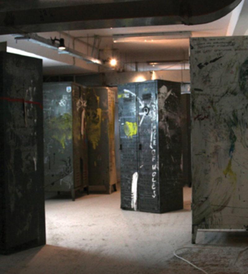 Christoph Schlingensief, 'Stahlweg I-XII', 2006, multimedia installation