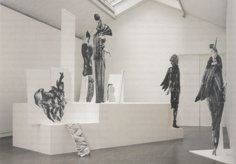 Clare Stephenson, 'The Dirty Hands', installation view, Centre for Contemporary Art, Glasgow, 2009