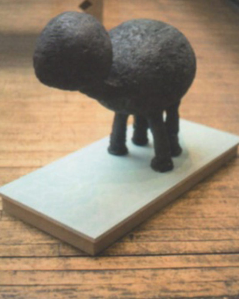 Lotte Glob, 'Dolly the Sheep', 2001
