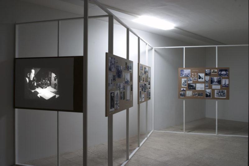 Andreas Bunte, installation view