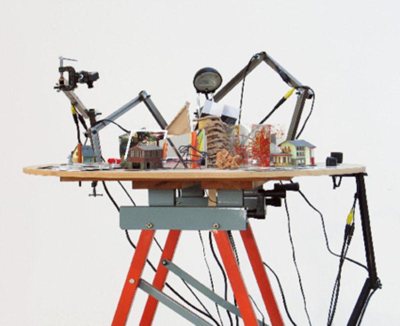 Calum Stirling, 'Carousel', 2007, work in progress