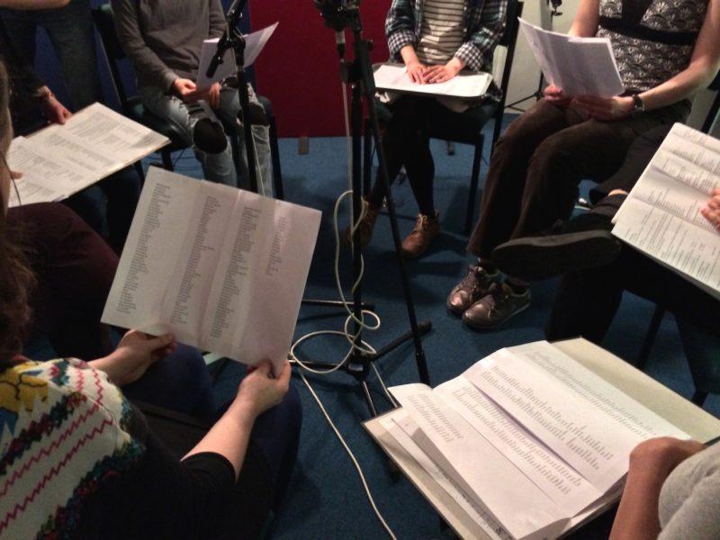 A  Feminist  Chorus Recording 21  March 2014