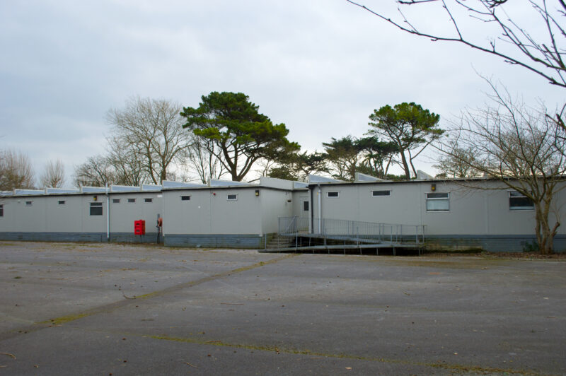 Ballymullen Barracks Direct Provision Centre Tralee 2013