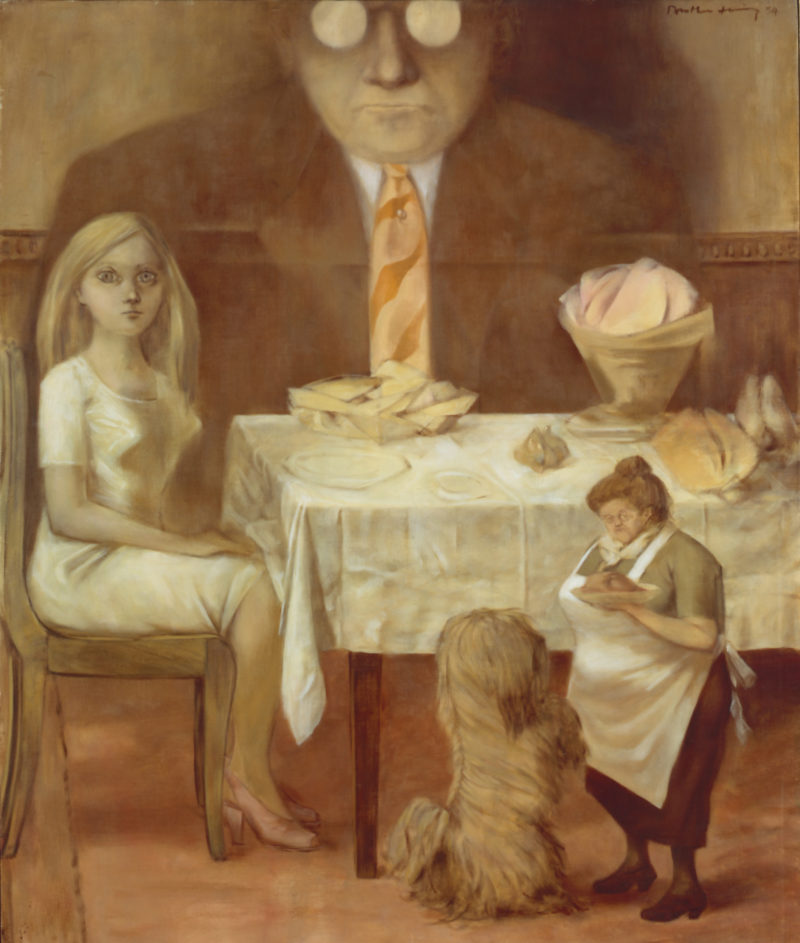 Dorothea Tanning Family Portrait