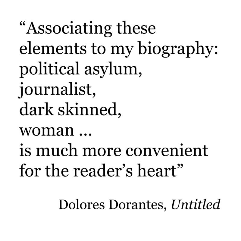 Dolores Dorantes Untitled