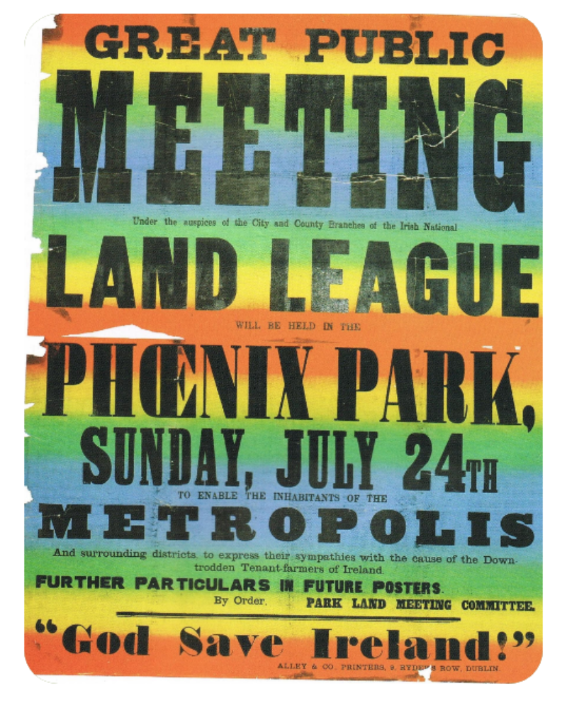 I1 Irish land League