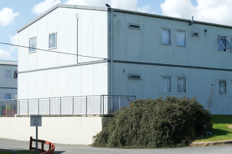 Knocklasheen Direct Provision Centre Meelick 2017
