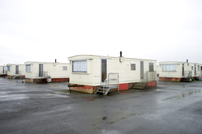 Lissywollen Accommodation Direct Provision Centre Athlone 2013