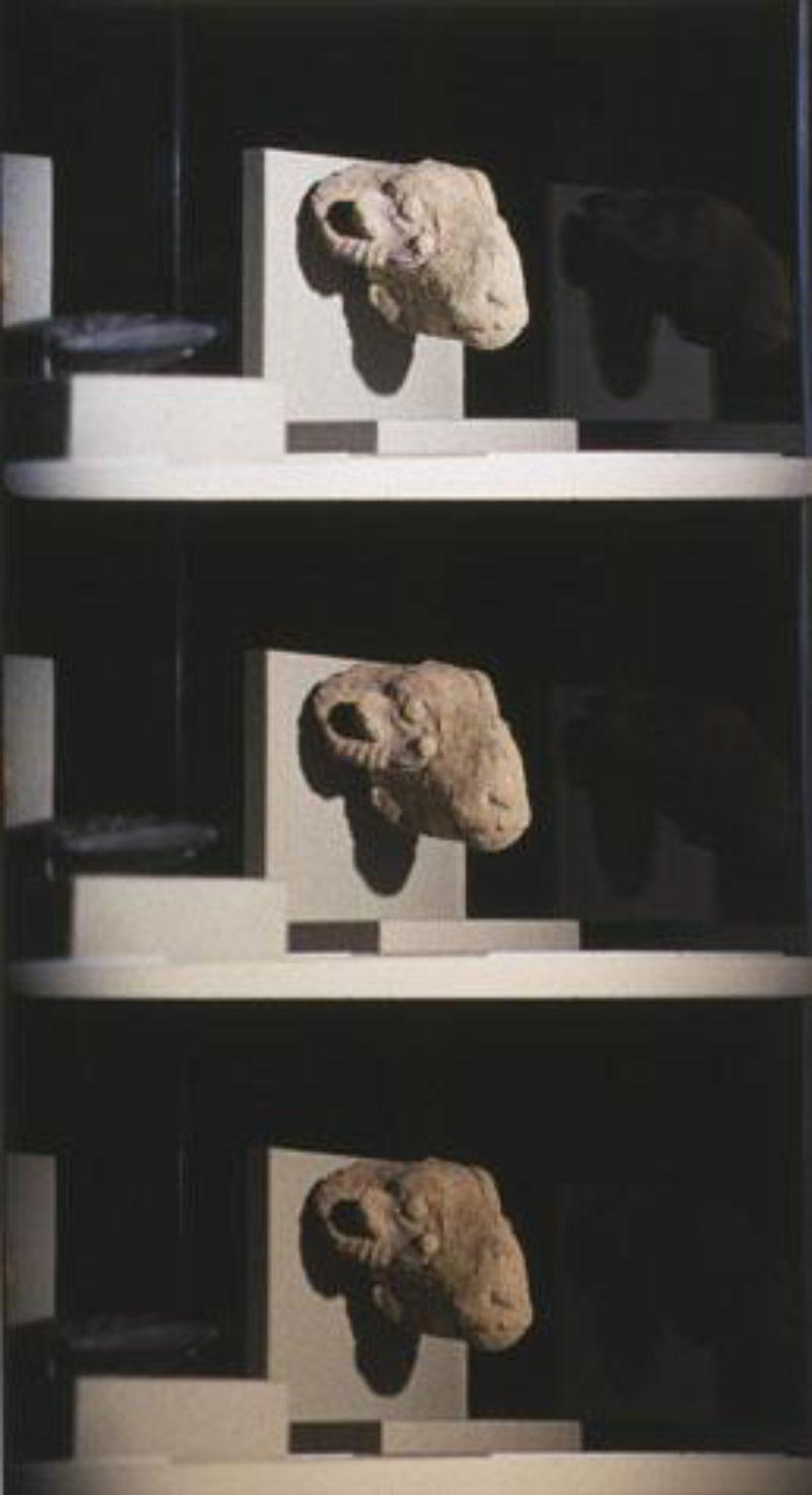 Nashashibi/Skaer, 'Flash in the Metropolitan', 2006