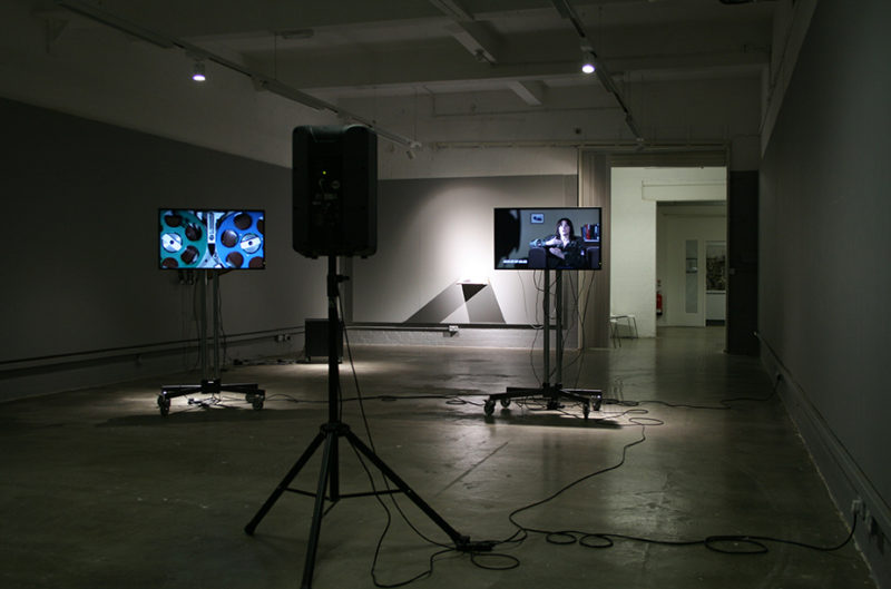 Allan Hughes, 'Point of Audition', installation, 2009