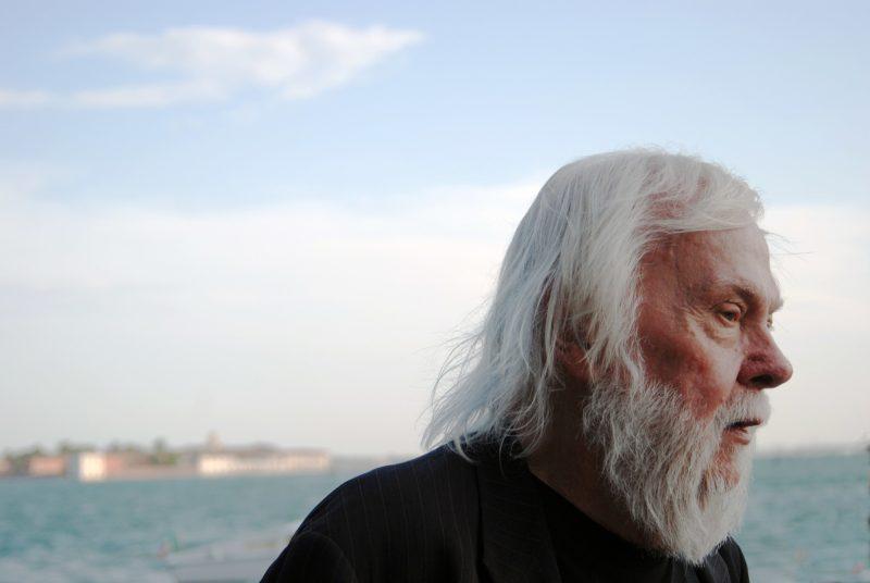 Portrait John Baldessari