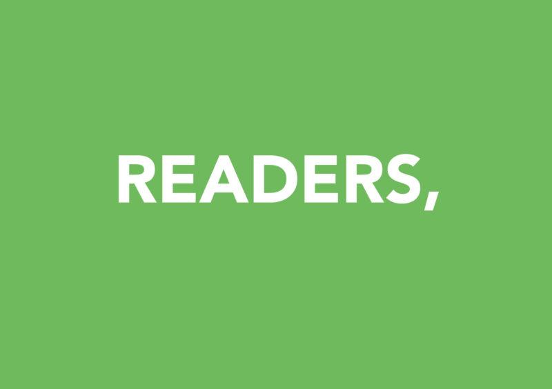 Readers 1