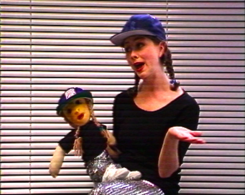 Georgina Starr, The Making of Junior, video, 1994